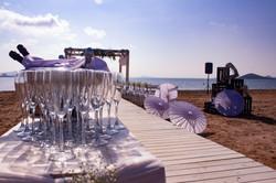Champagne para los Invitados