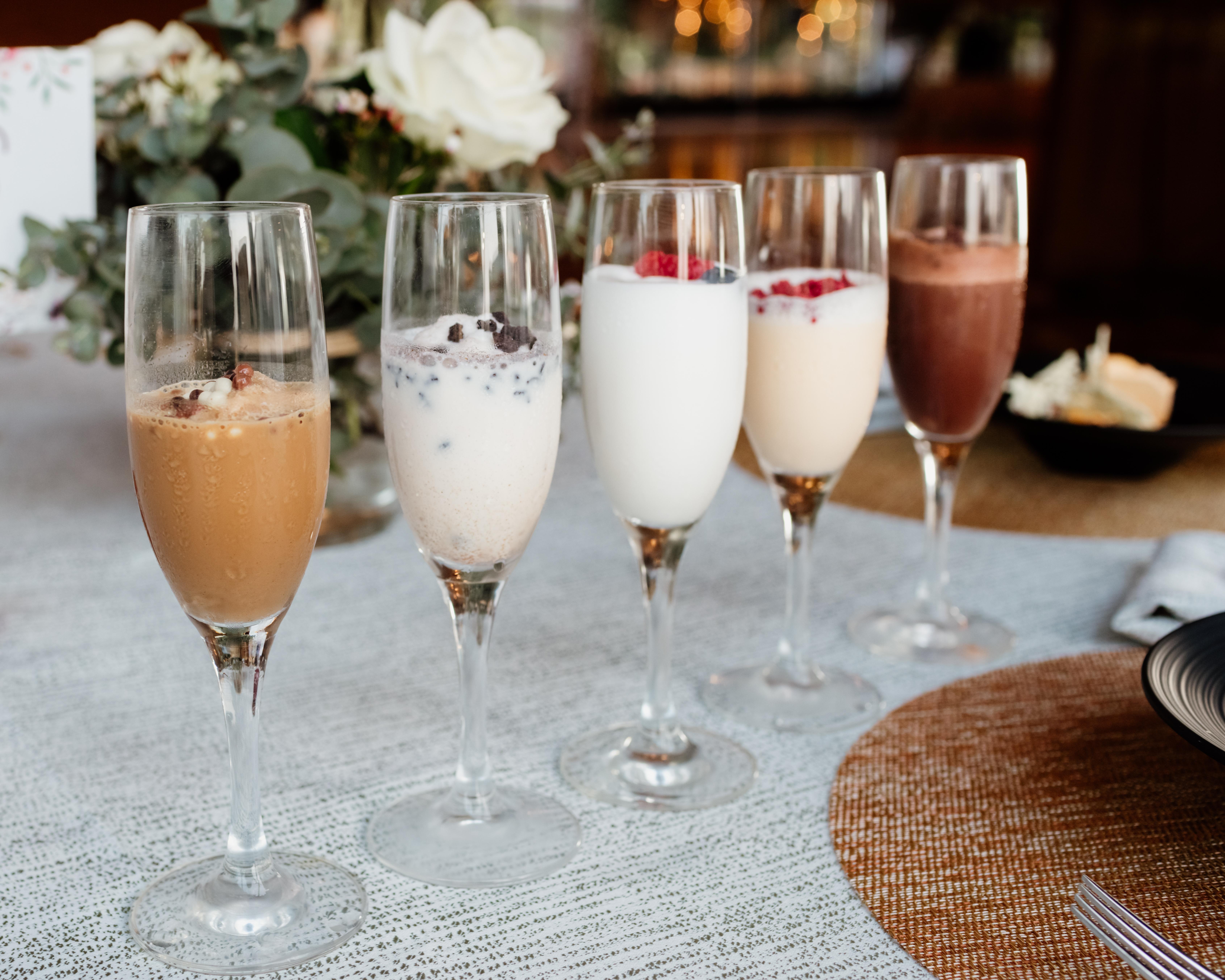 Cocktails de Pasión