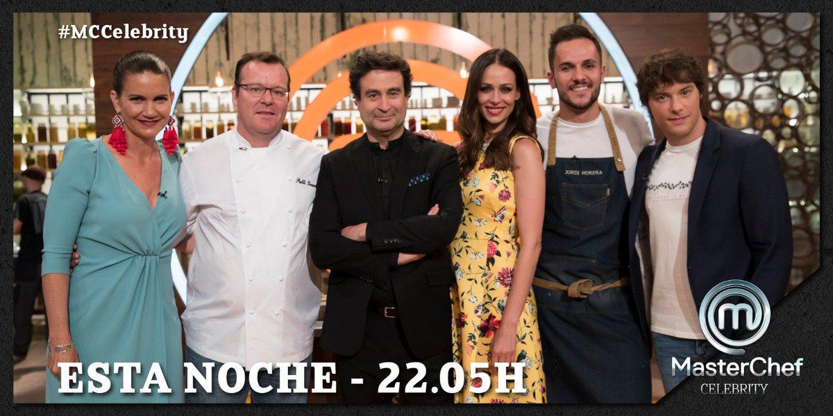 Pablo González en Master Chef