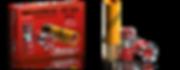 DDupleks USA Broadhead Dupo 28 lead-free expanding and fragmenting steel shotgun slug ammunition