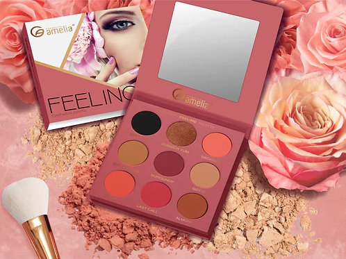 Amelia make-up pallet Feeling