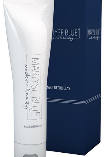 Marlyse Blue mask detox clay