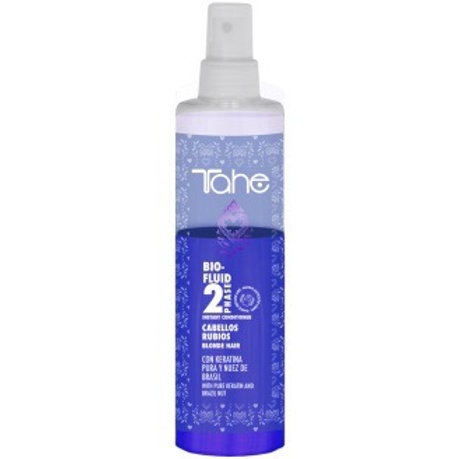 Tahe silver  leave in conditioner spray