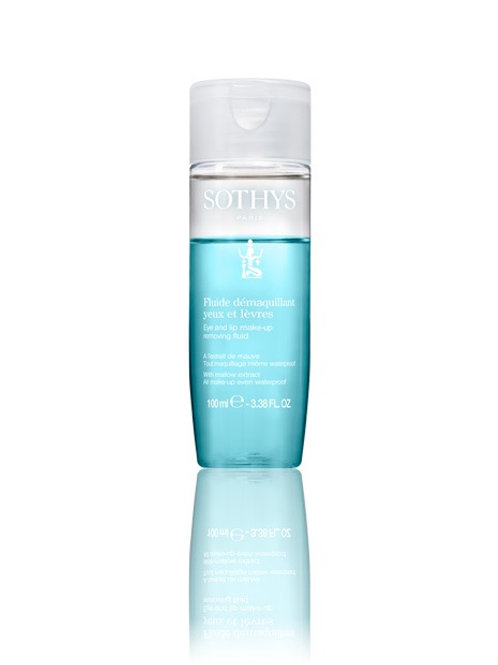 Sothys fluide demaquillant eye and lip make-up remover