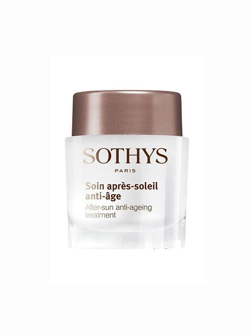 Sothys soin après-soleil anti-age aftersun