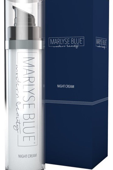 Marlyse Blue night cream