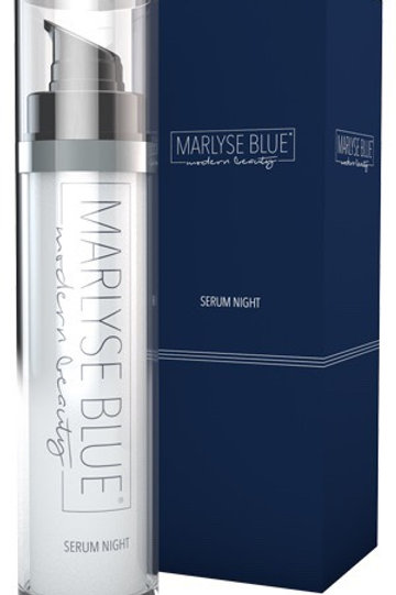 Marlyse Blue Serum night