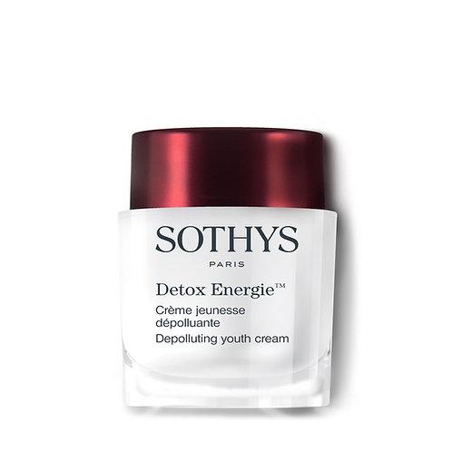 Sothys  Detox Energie Cream Jeunesse Dépolluante