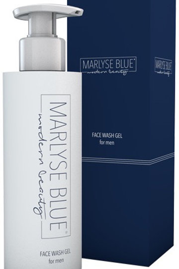 Marlyse Blue face wash gel for men