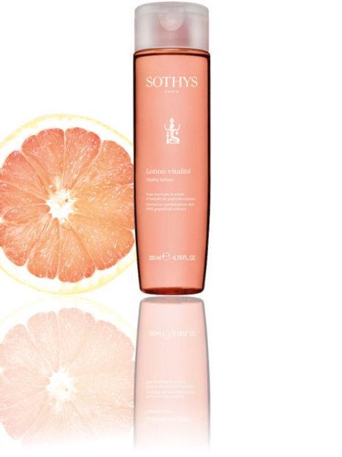 Sothys Lotion démaquillante vitalité normale / gemengde huid