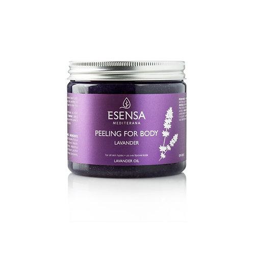 Esensa Peeling For Body - Lavendel