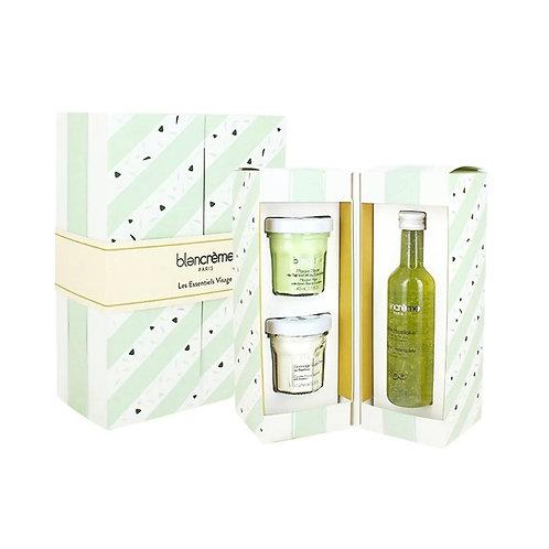 Blancrème - Bamboo /Green-Tea 3 set
