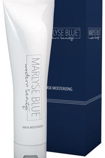 Marlyse Blue mask moisterizing