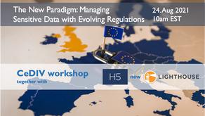 The New Paradigm: Managing Sensitive Data with Evolving Regulations