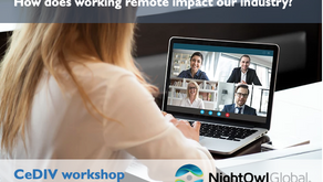 How does working remote impact our industry?