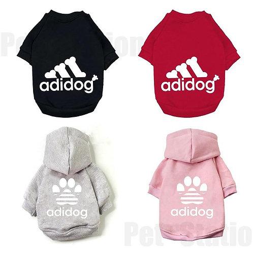 Brand Winter Warm Fashion Hoodie Pet Clothes Shirt