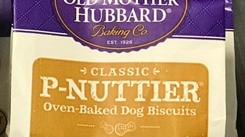 Old Mother Hubbard -mini P-nuttier  5 oz