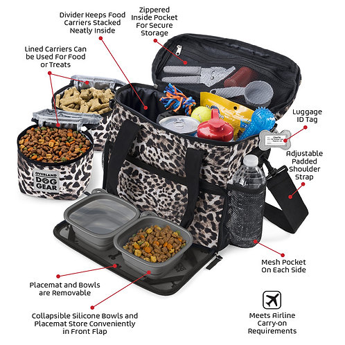 Mobile Dog Gear Week Away® Bag (Small Dogs)