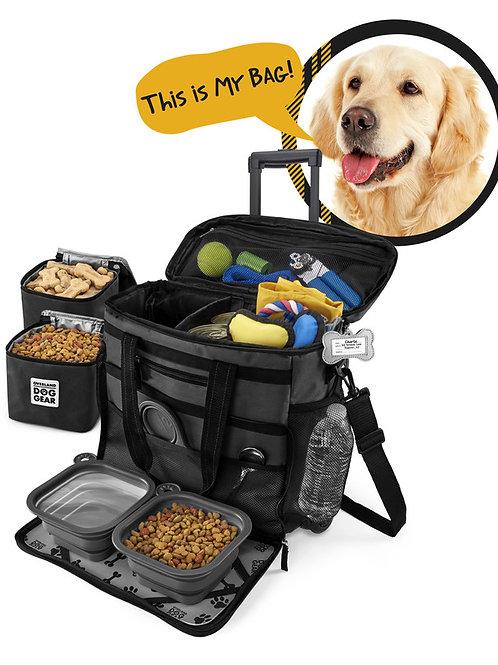 Mobile Dog Gear Rolling Week Away® Bag