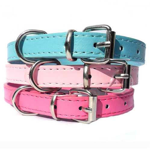 Kensington Plain Dog Collars