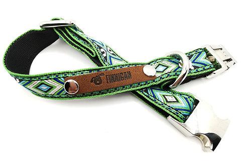 Durable Designer Dog Collar Small No.9s