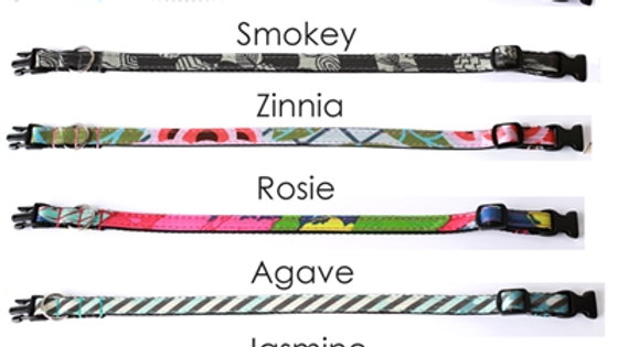 cat collars in multi-colors