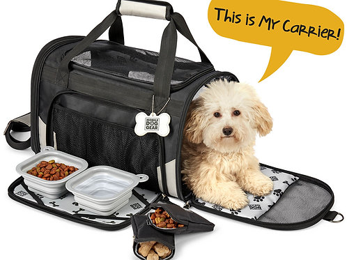 Mobile Dog Gear Pet Carrier Plus