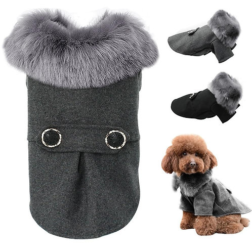 Pet Dog Clothing Winter Coats for Small Medium Dogs