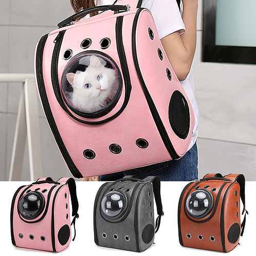 Pet Carrier Backpack Space Capsule Breathable