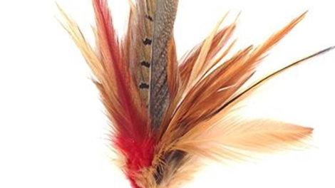 Da wild thing cat feather