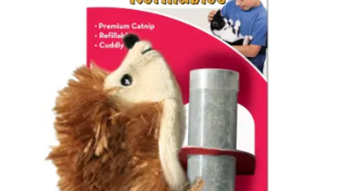Hedgehog Cat Toy