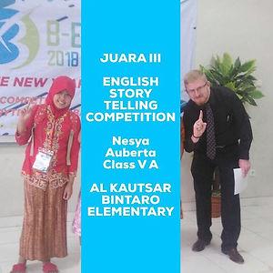Congratulations,_Nesya Auberta of Class