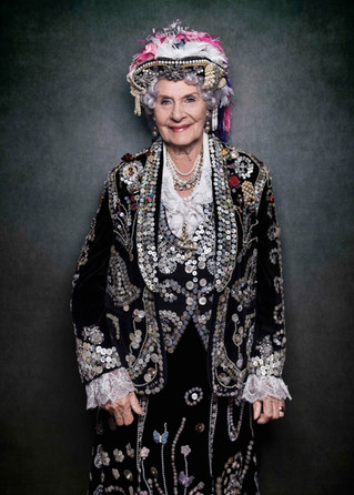 The Pearly Queen, Phyllis Broadbent