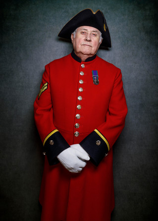The Chelsea Pensionist, Leo Grimes