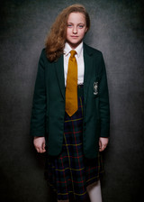The School (uniform) girl