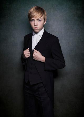 Eton Boy, Ivan Sebag-Montefiore