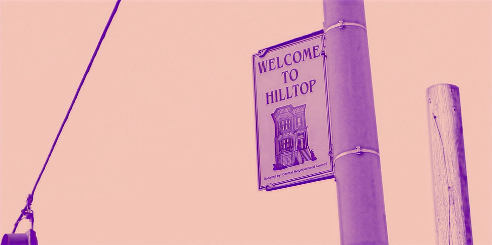 Welcome To Hilltop