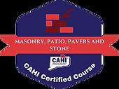 Masonry, Patio, Pavers and Stone Cert.pn