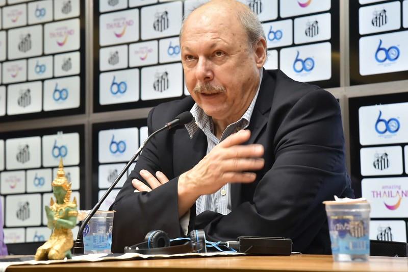 Eleição de 2020 começa a tomar forma no Santos FC