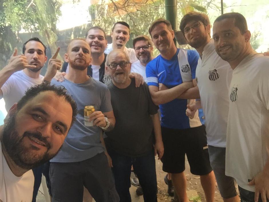 Conselheiros e sócios se unem para fortalecer movimento PróSantosFC