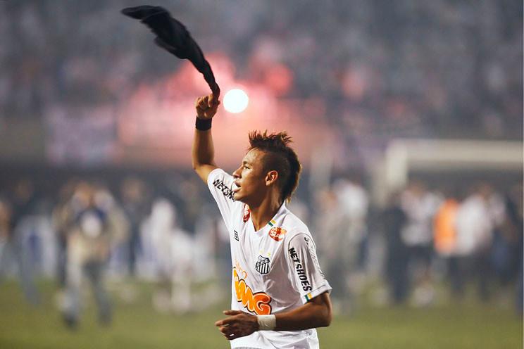 Santos X Peñarol na Globo no próximo domingo