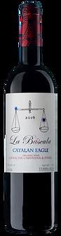 Catalan Eagle Red 2016 Bottle Shot LR.pn