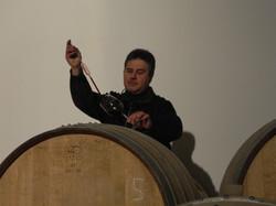 Winemaker Modesto Frances