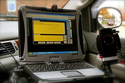 Police Mobile Data Terminal