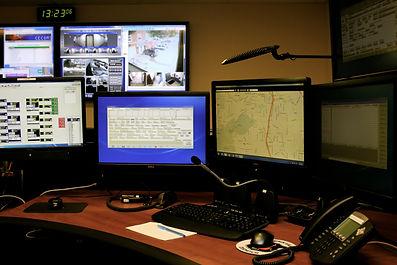 Emergency Dispatch Center 911