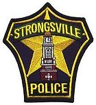 Strongsville Police Badge