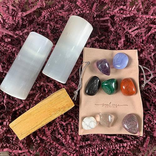 Medicine Bag / Grounding