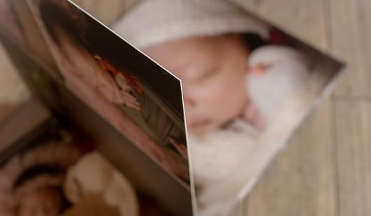 Album 厚みのあるページ