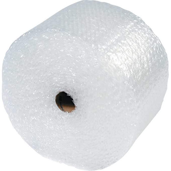 "Bubble Wrap Air Cellular Cushioning 5/16"" Thick x 12"" W x 100' L"