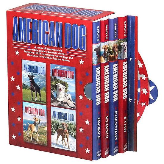 American Dog: 4-Book Boxed Set